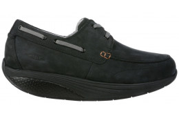 MBT KHERI 2 LACE UP M BLACK