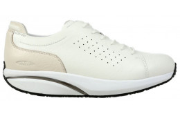 Comfortable men's shoes MBT JION M WHITE