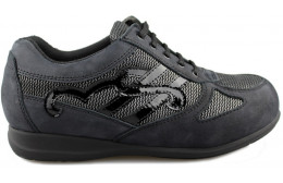 CALZAMEDI orthopedic sneakers NEGRO