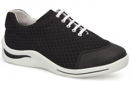 CALZAMEDI DIABETIC SPORT SHOES NEGRO