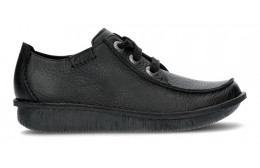 CLARKS FUNNY DREAM WOMAN SHOES BLACK