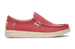 SHOES DUDE MIKKA 150301 POMPEIAN_RED