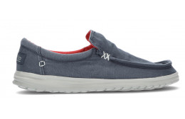 SHOES DUDE MIKKA 150301 WASHED_NAVY