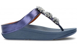 FITFLOP GALAXY TOE-THONGS SANDALS BLUE