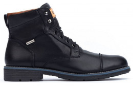 PIKOLINOS YORK M2M-SY8170 ANKLE BOOTS BLACK