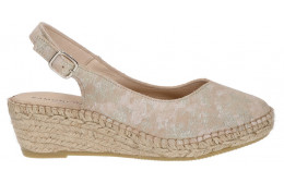 ROASTED RIPPED ESPADRILLES STORM ORO