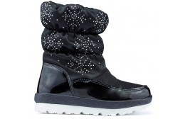 GARVALIN BOOTS GIRL WATER NEGRO