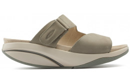 SANDALS MBT TABIA W TAUPE GRAY